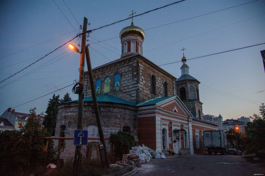 Богоявленская церковь фото