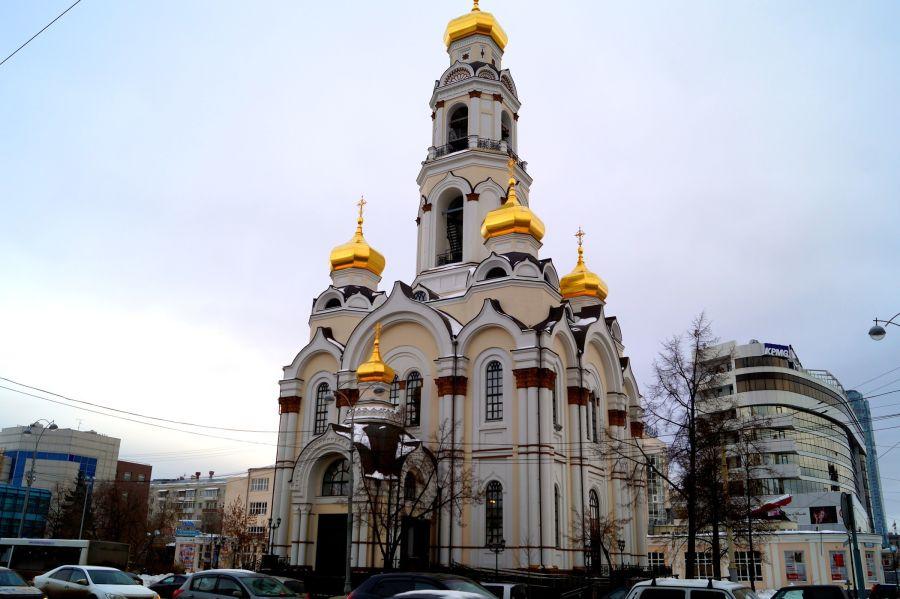 Храм в честь Успения Пресвятой Богородицы фото