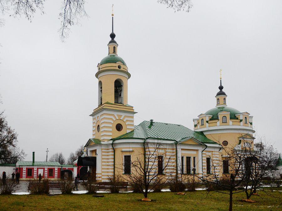 Фотография Борисоглебский Аносин монастырь