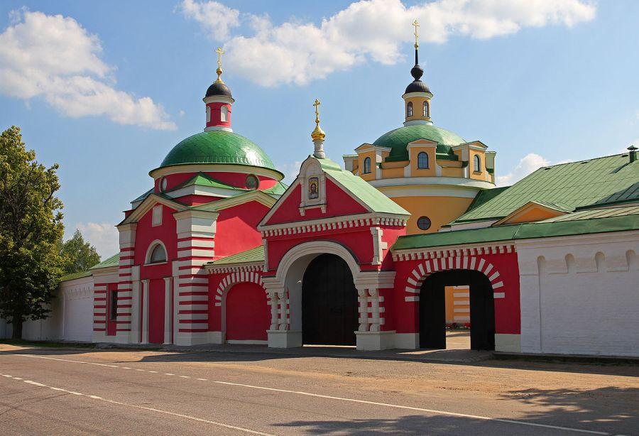 Борисоглебский Аносин монастырь фото