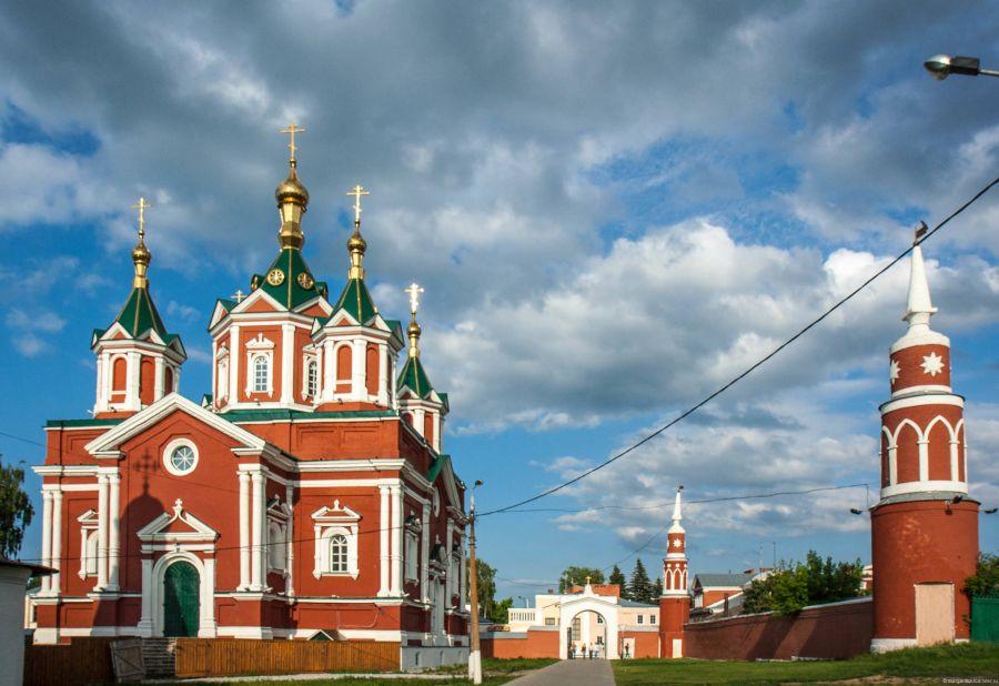 Фотография Брусенский монастырь