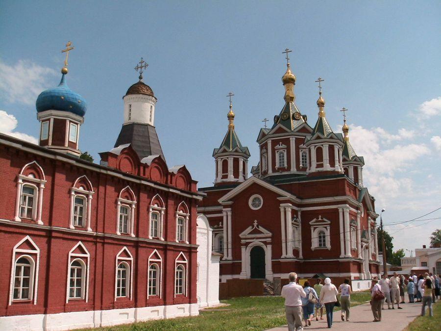 Брусенский монастырь монастырь фото