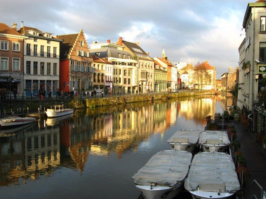 Фото столица Бельгии – Брюссель