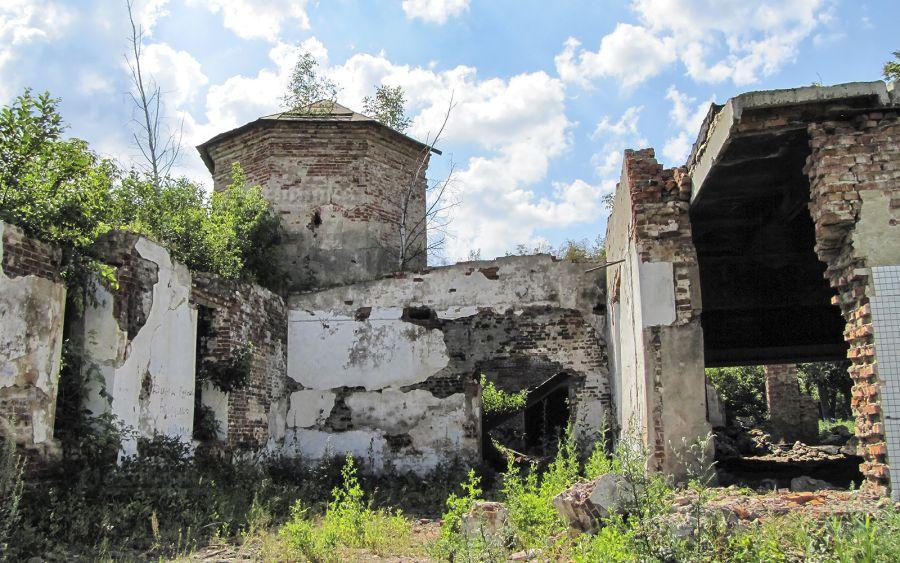 Быховский замок фото