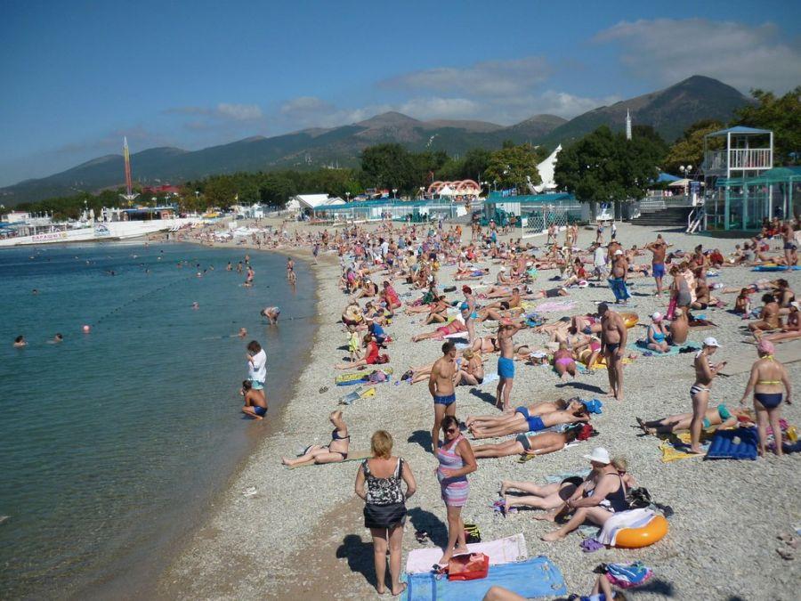 Фотография Центральный пляж