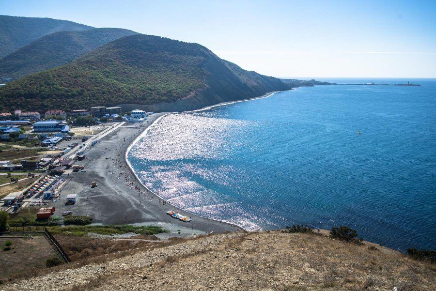 Центральный пляж фото
