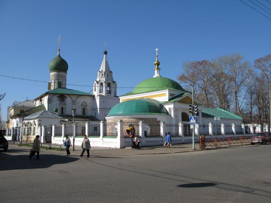 Церковь Дмитрия Солунского фото