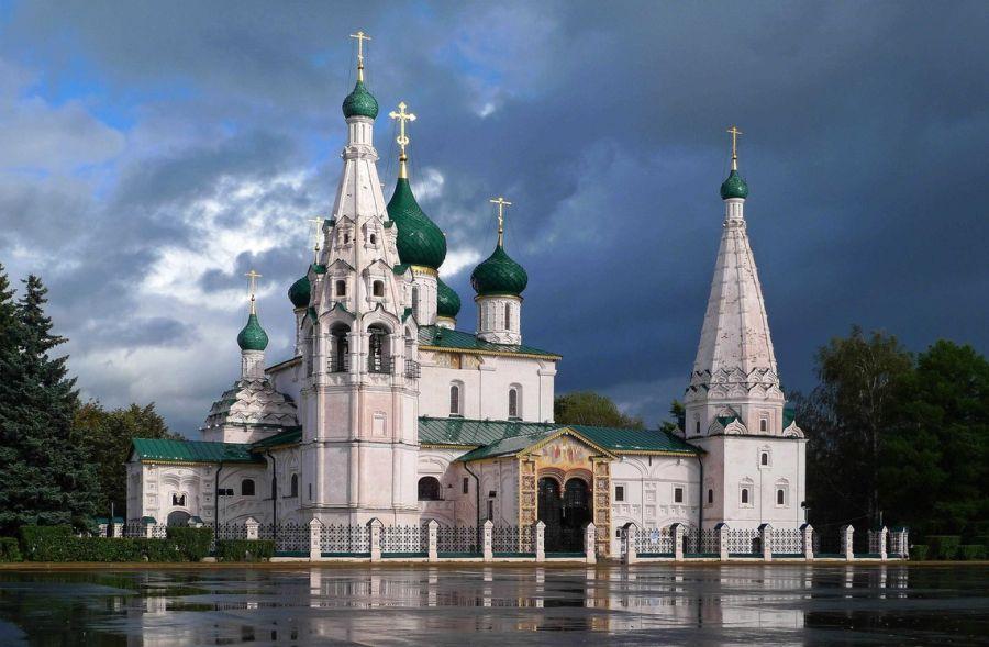Церковь Ильи Пророка фото