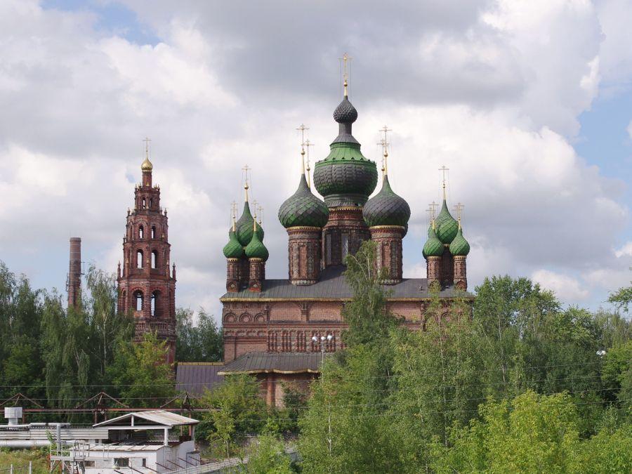 Фотография Церковь Иоанна Предтечи в Толчкове