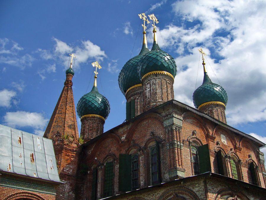 Фотография Церковь Иоанна Златоуста