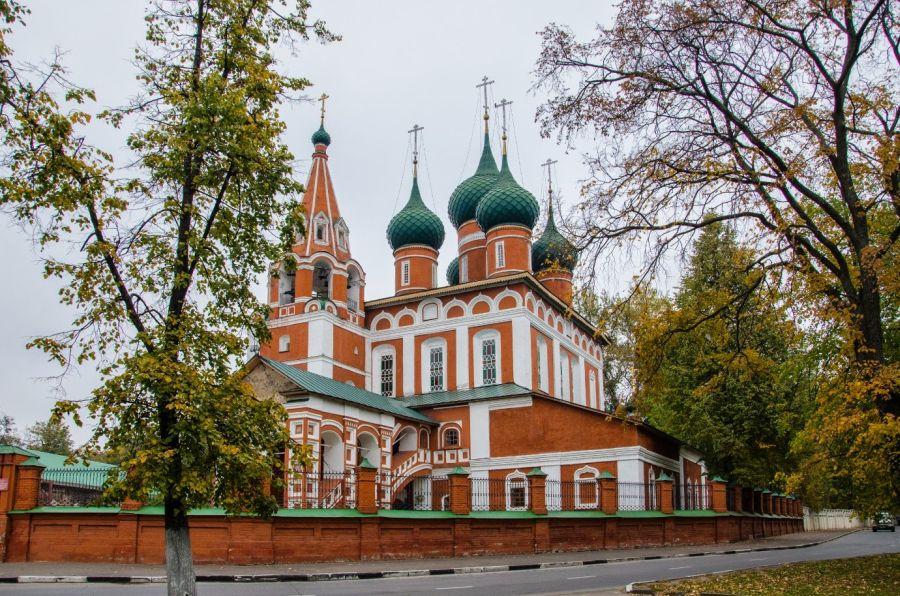 Церковь Михаила Архангела фото