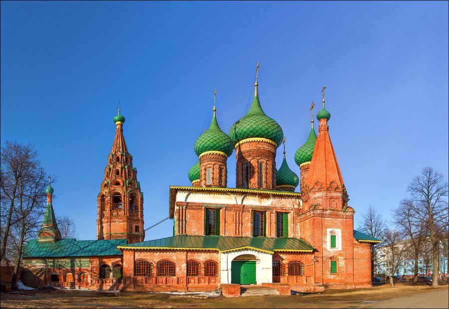 Церковь Николы Мокрого фото