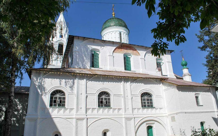 Церковь Николы Надеина фото