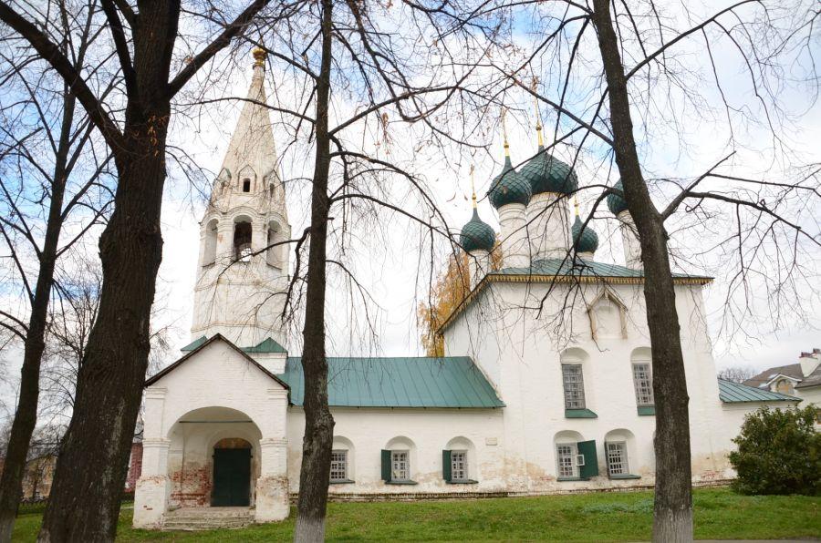 Церковь Николы Рубленого фото