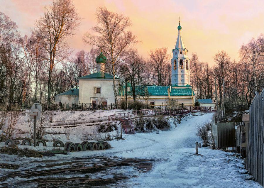 Церковь Параскевы Пятницы на Туговой горе фото