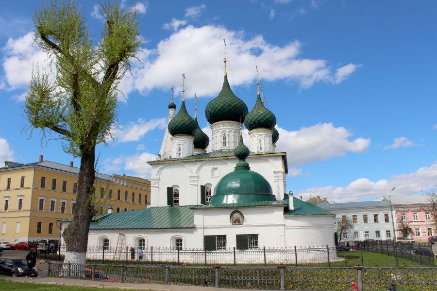 Фотография Церковь Спаса на Городу