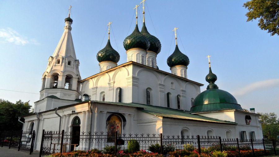 Церковь Спаса на Городу фото