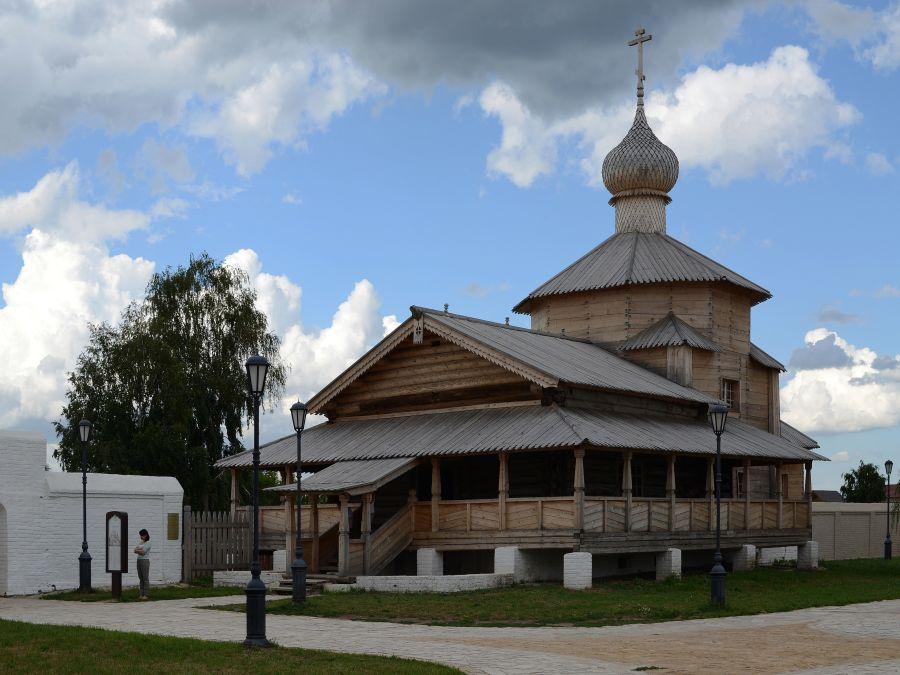 Церковь Святой Троицы фото