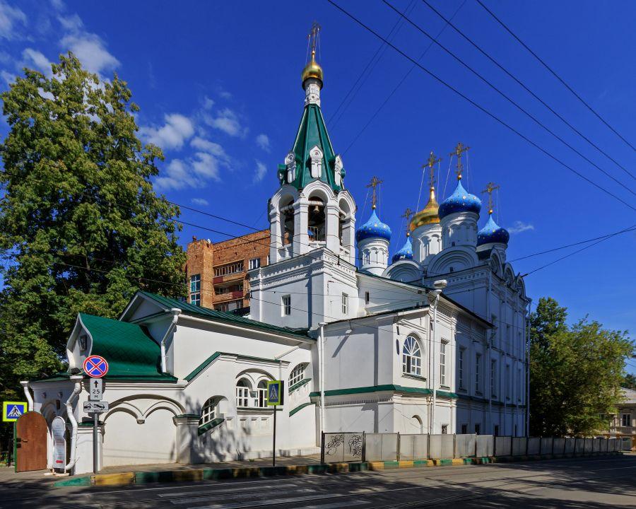Церковь Жен-Мироносиц фото