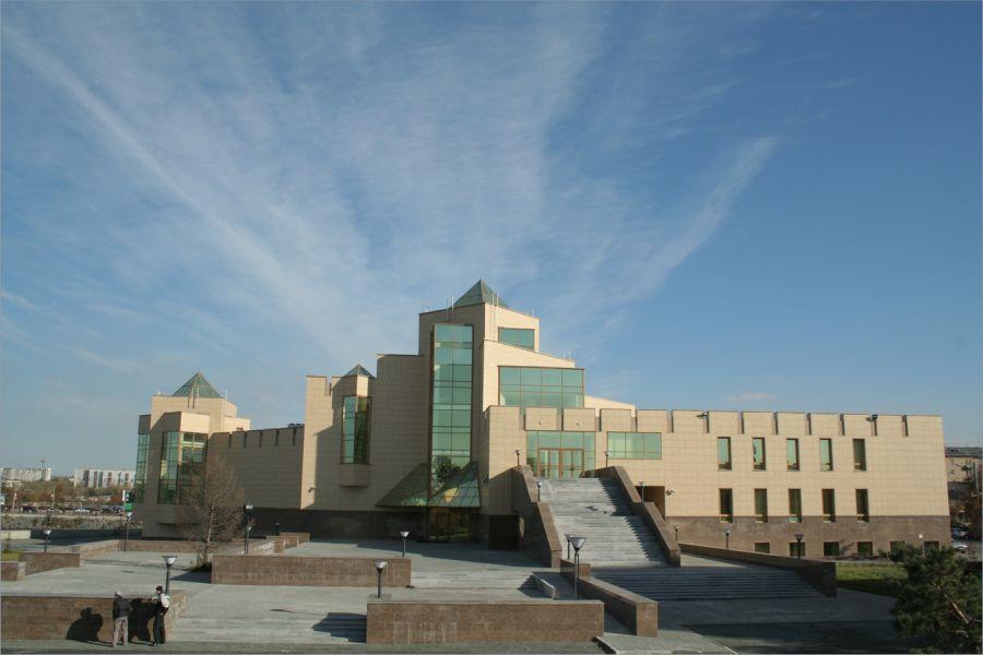 Челябинский государственный краеведческий музей фото