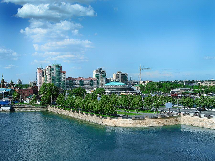Фото города Челябинск