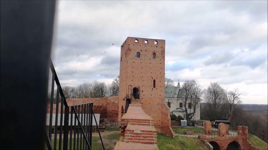 Черский замок фото