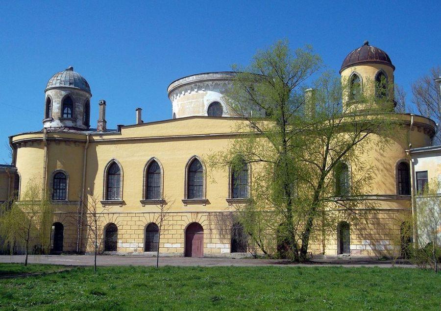 Чесменский дворец фото