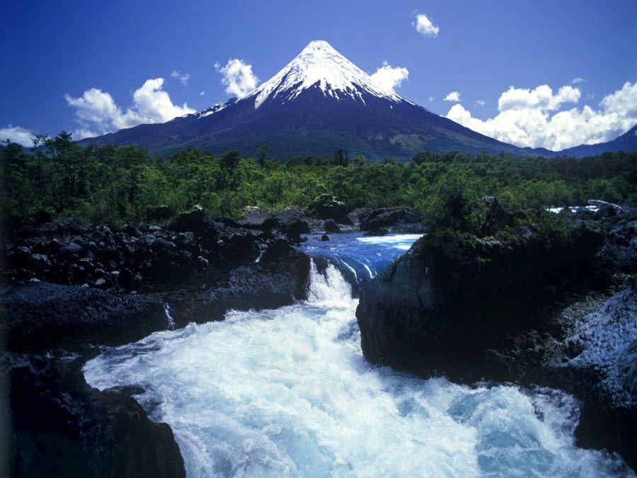 Фото природы Чили