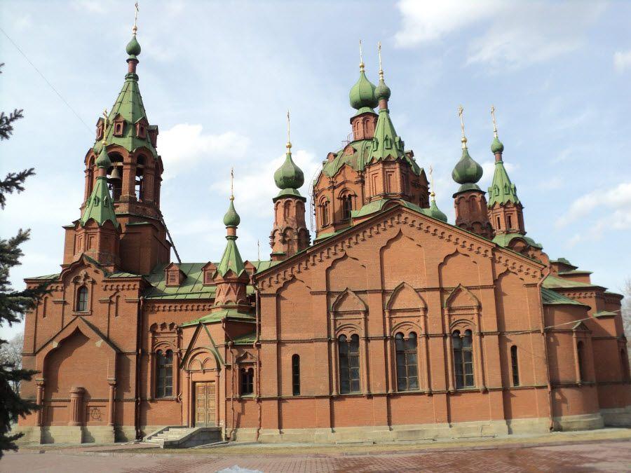 Зал органной и камерной музыки (Церковь Александра Невского) фотография