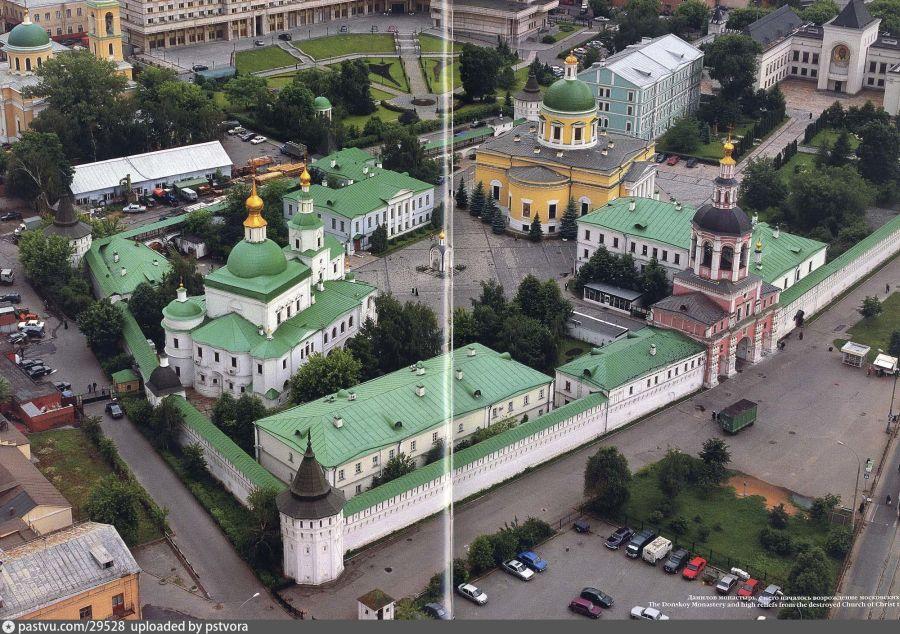 Фотография Данилов монастырь
