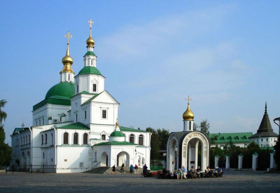 Данилов монастырь фото