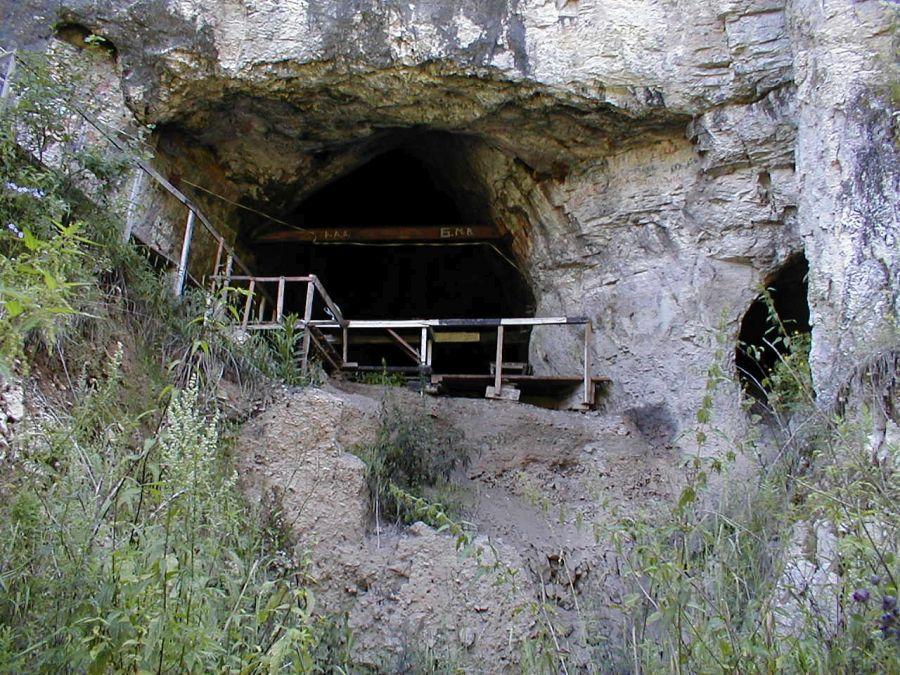 Денисова Пещера фото