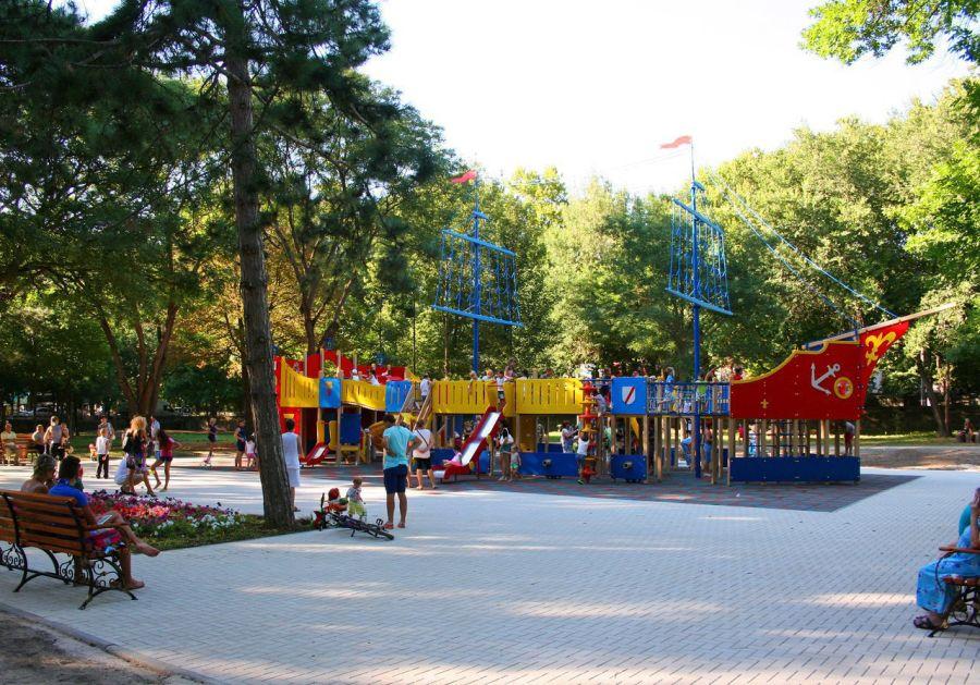 Фотография Детский парк