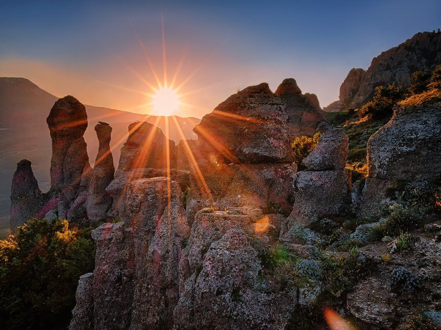 Долина привидений фото