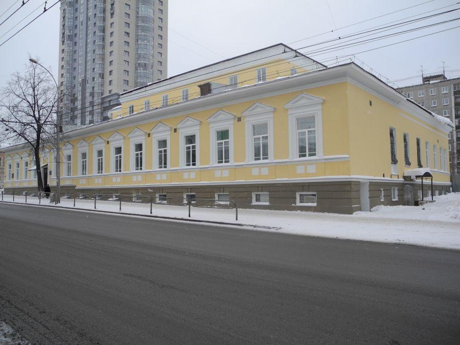 Дом Дягилева фото