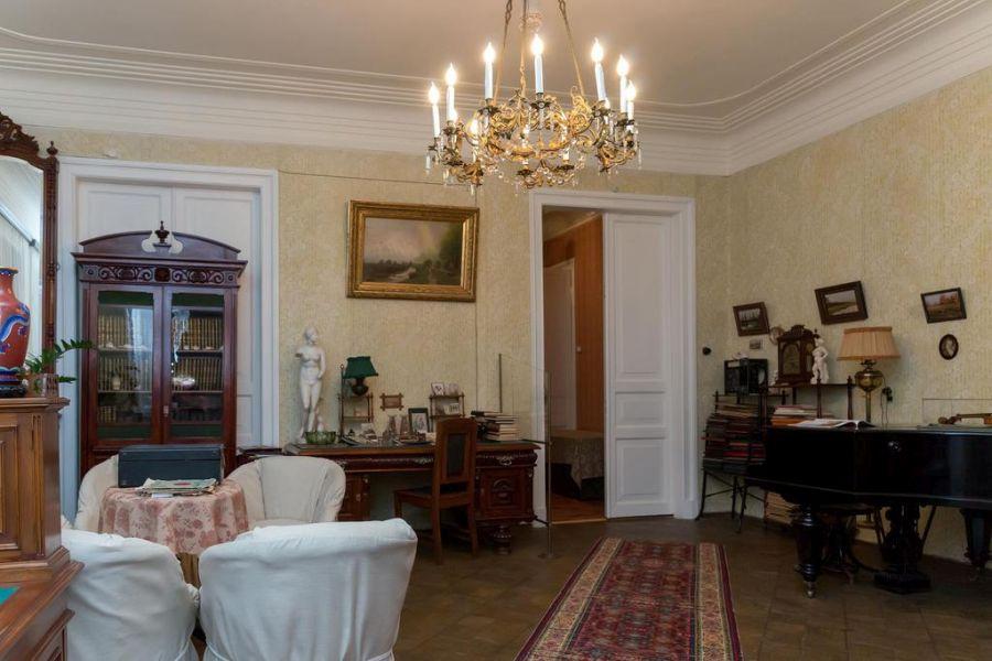Дом-музей академиков А. Е. и Б. А. Арбузовых фото