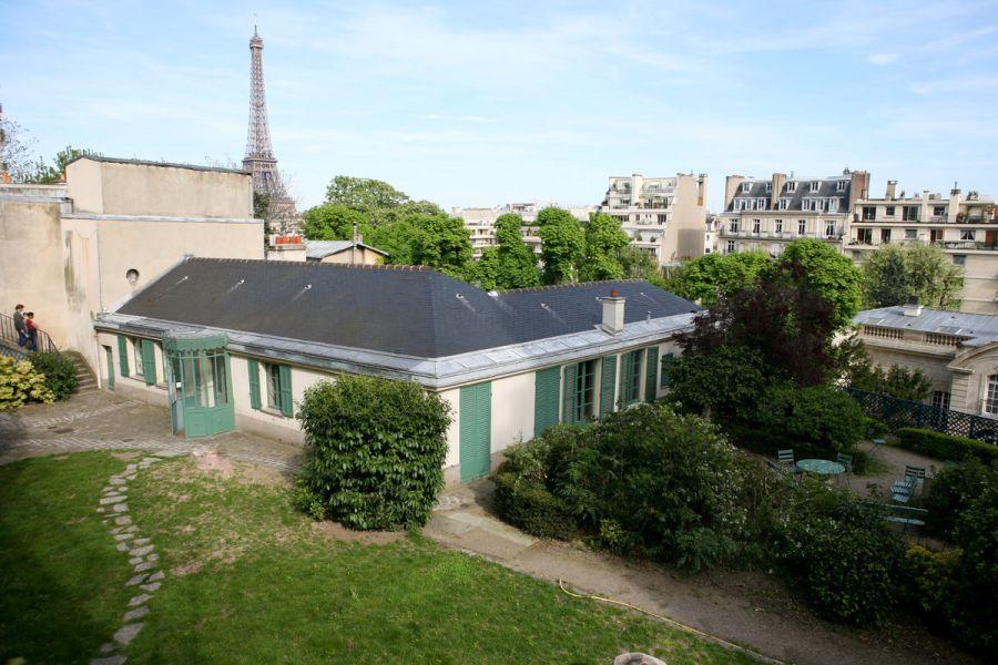 Дом-музей Бальзака фото