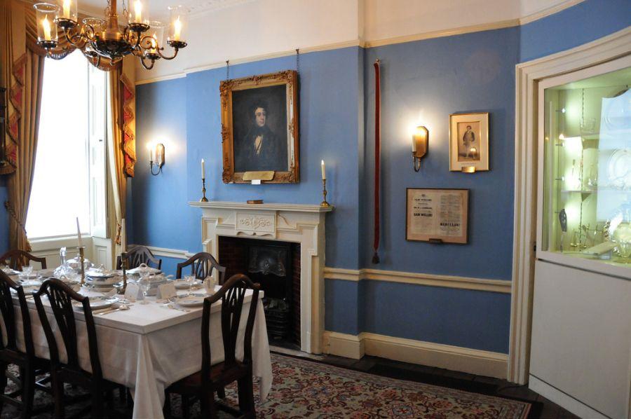 Дом-музей Чарльза Диккенса фото