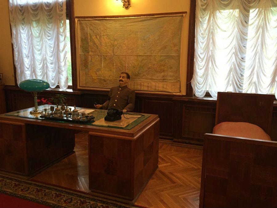 Фотография Дом-музей «Дача Сталина»