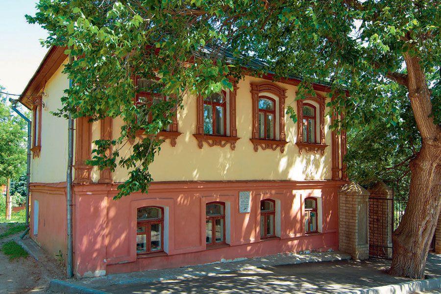 Дом-музей А.Л. Дурова фото