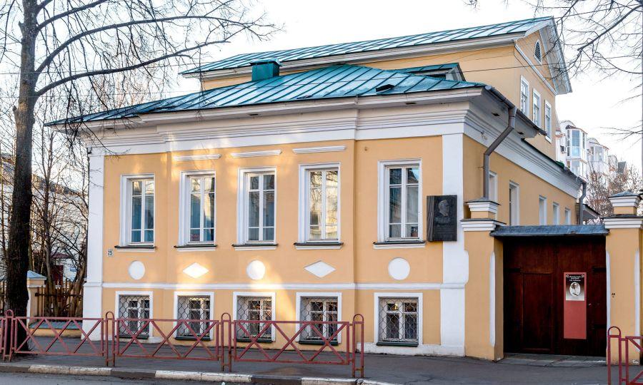 Дом-Музей Л. В. Собинова фото
