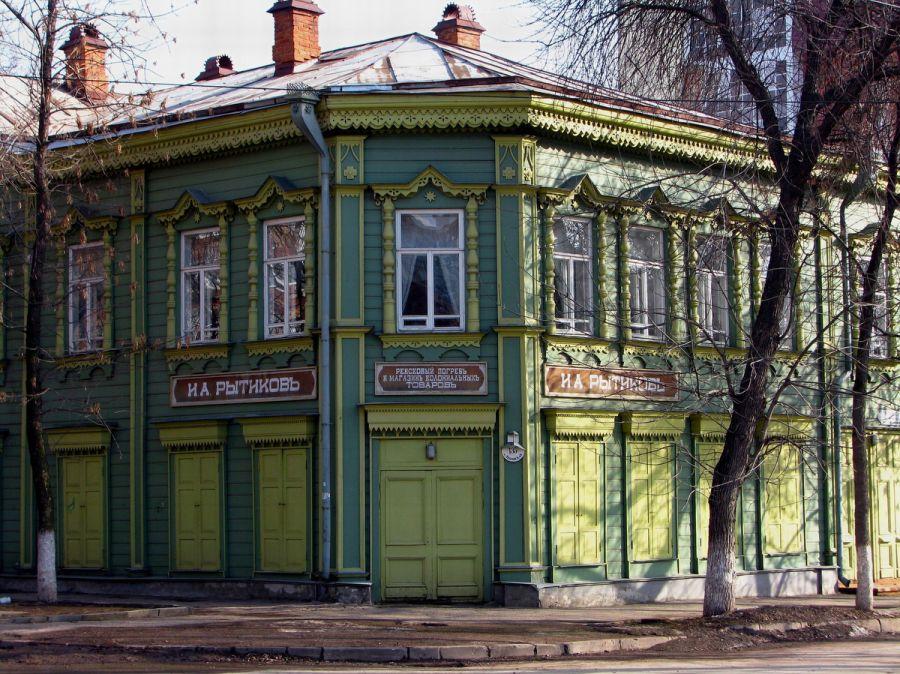 Дом-музей семьи Ульяновых фото