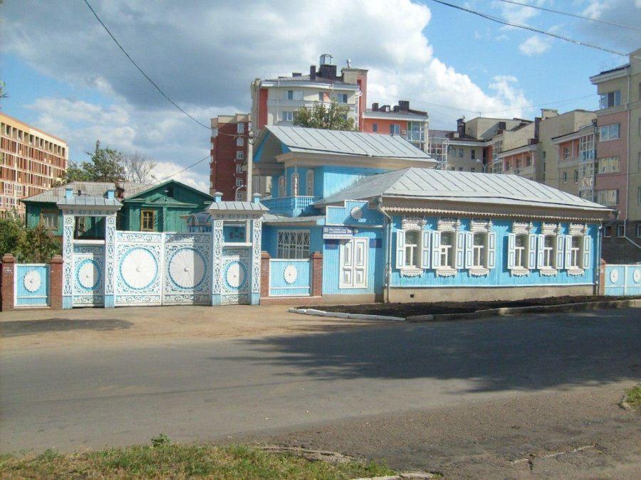 Дом-музей Ш. А. Худайбердина фото