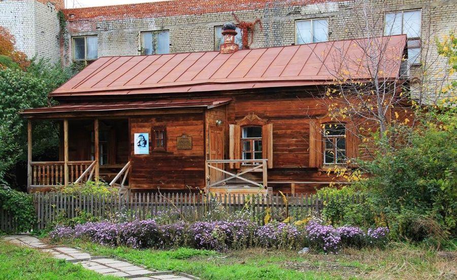 Дом-музей В. Э. Борисова-Мусатова фото