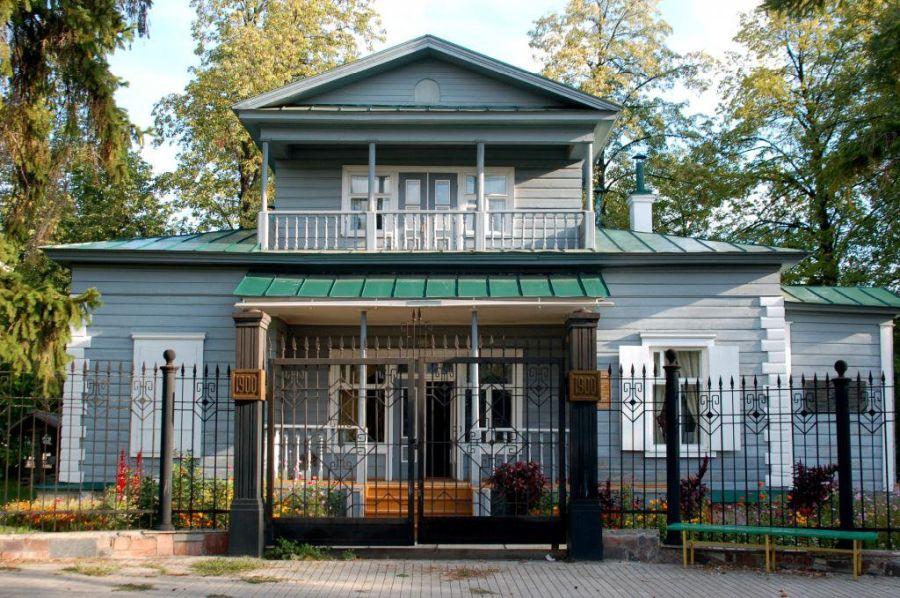 Дом-музей В. И. Ленина фото