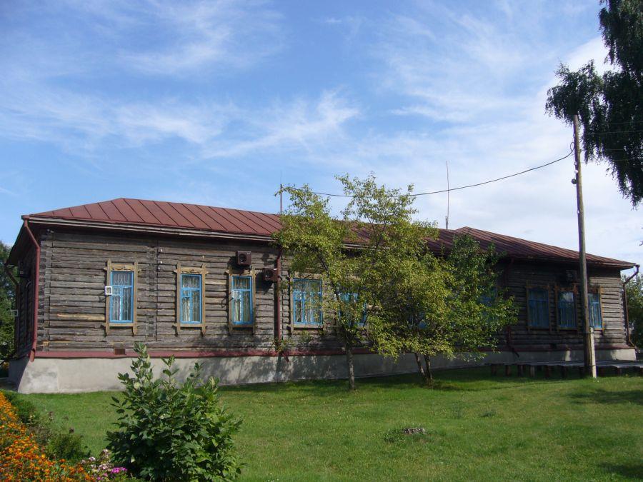 Дом-музей В.М. Шукшина фото