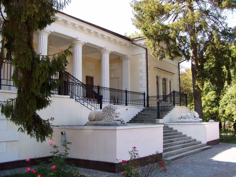 Дом Воронцова фото