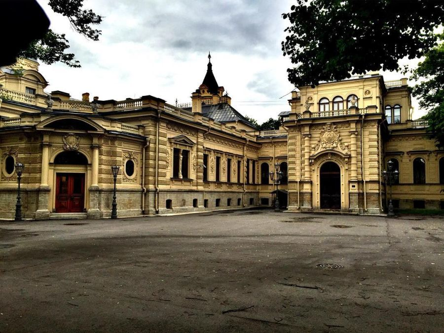 Дворец Алексея Александровича фото