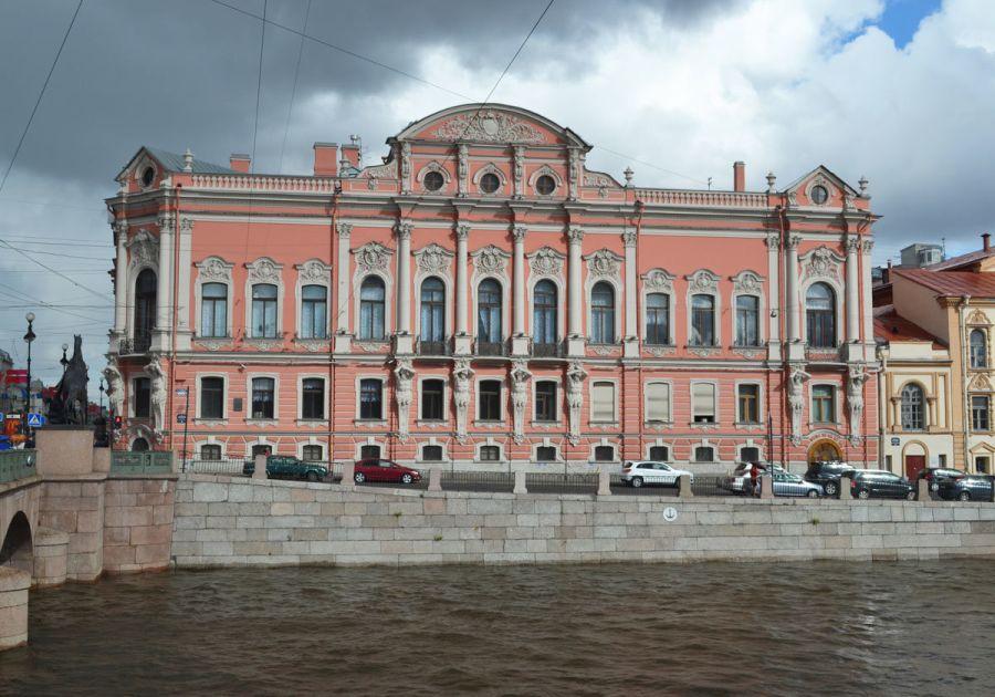 Дворец Белосельских-Белозерских фото
