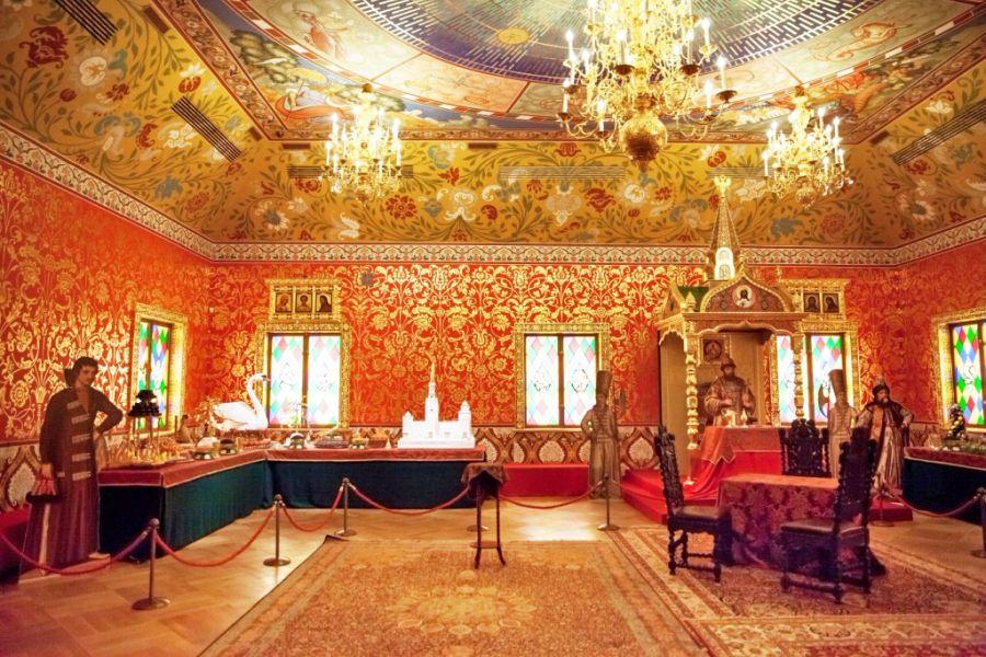 Фотография Дворец бракосочетания в Коломенском